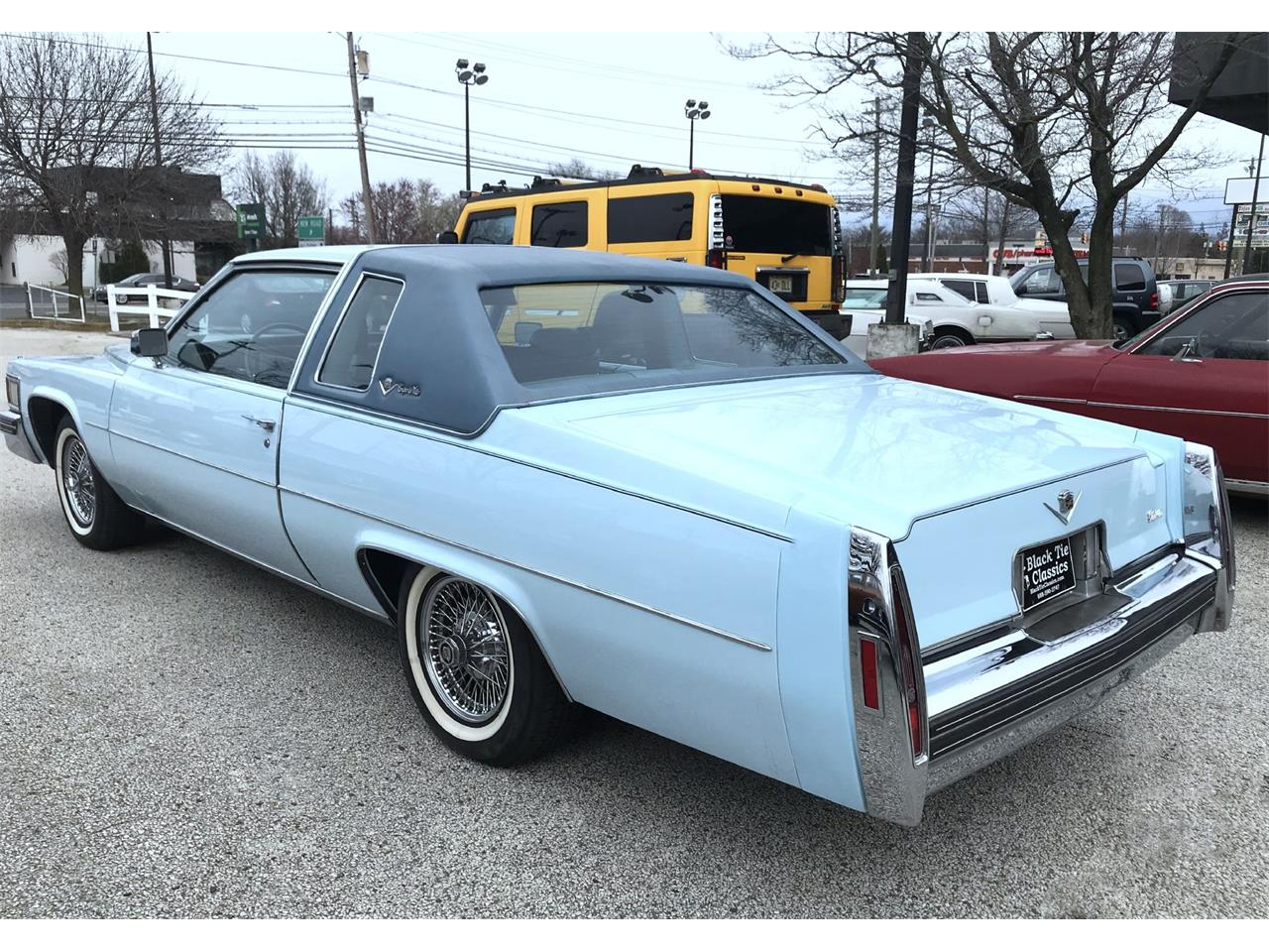 Large Picture of 1978 Cadillac Coupe DeVille - $21,990.00 - OCN8