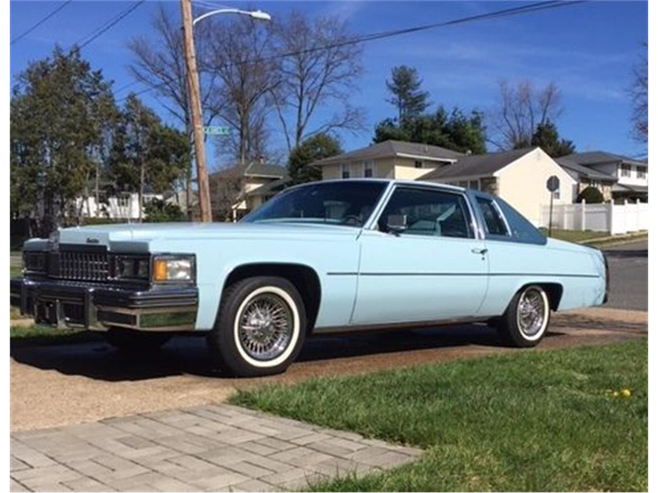 Large Picture of 1978 Coupe DeVille Offered by Black Tie Classics - OCN8