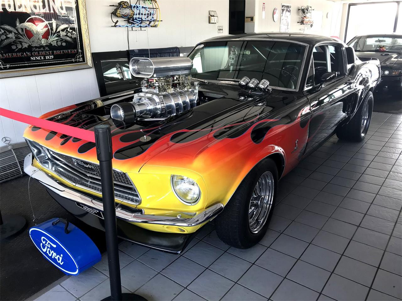 Large Picture of '67 Mustang GT - OCNC