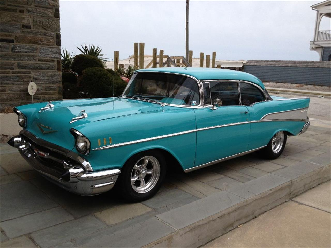 1957 chevrolet bel air for sale on