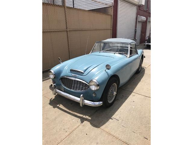 Picture of Classic '57 Austin-Healey 100-6 located in Astoria New York Offered by  - O8DY