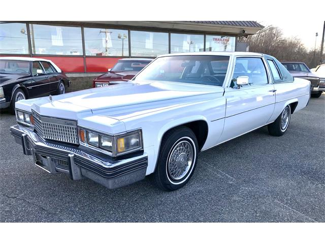 Picture of '79 Cadillac Coupe DeVille - $10,990.00 - OCNI