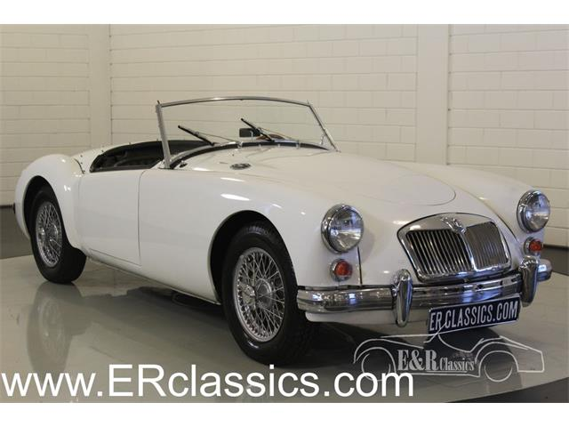Picture of '61 MGA - OCNN
