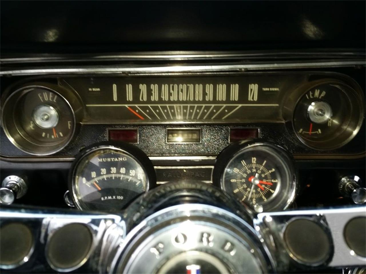 Large Picture of '65 Mustang - OCNX