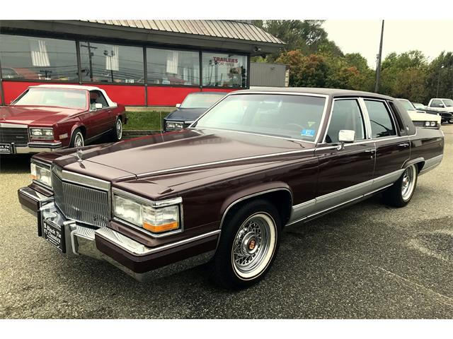 Picture of 1990 Cadillac Fleetwood Brougham located in Stratford New Jersey - OCO1