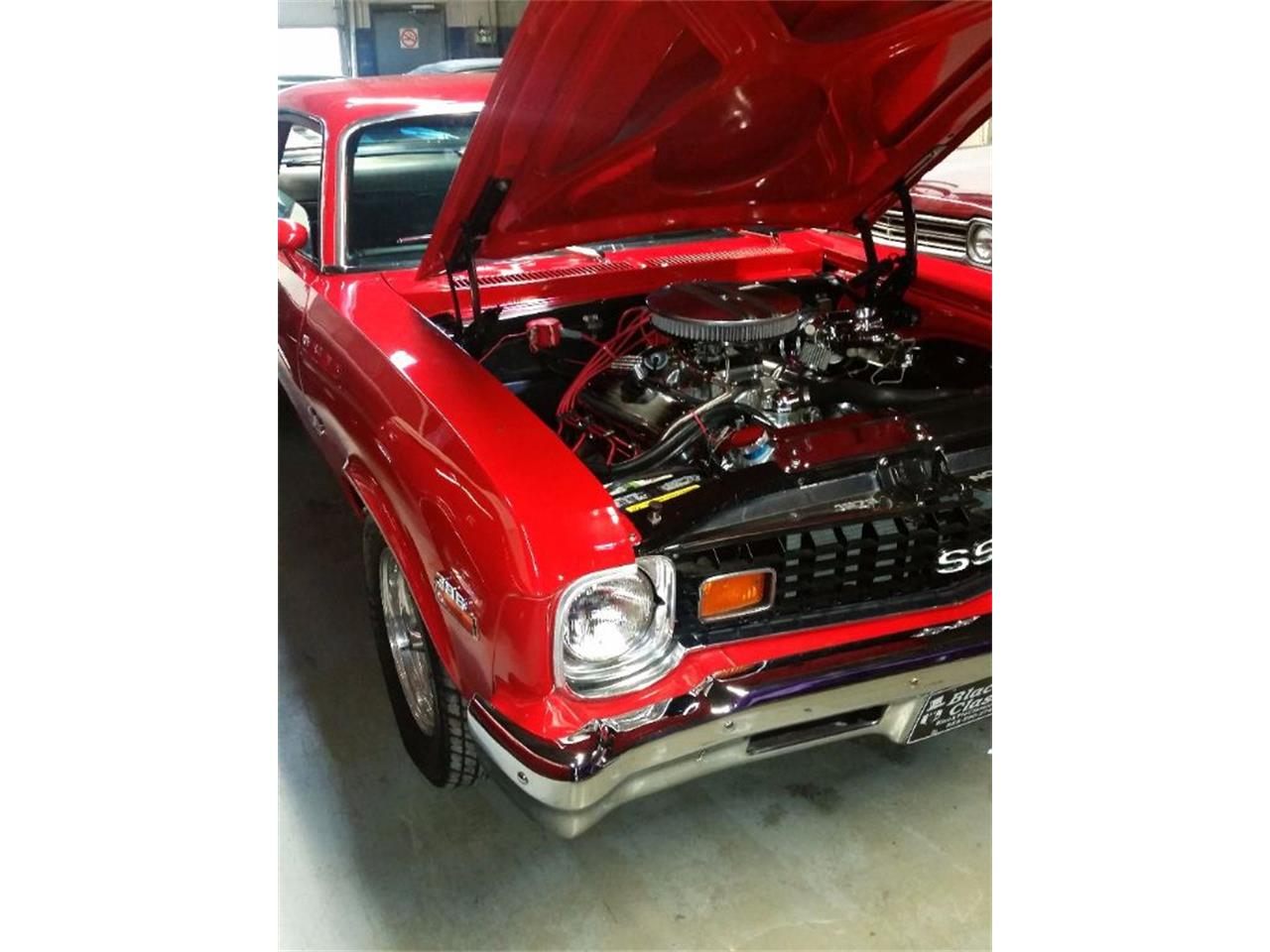 Large Picture of Classic 1973 Nova Offered by Black Tie Classics - OCOA
