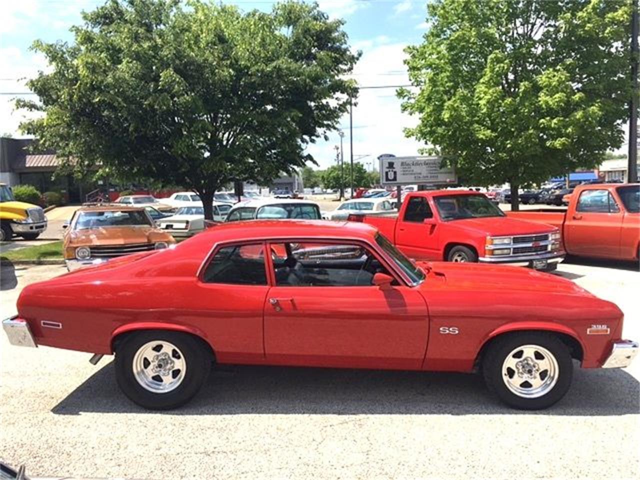 Large Picture of Classic 1973 Chevrolet Nova - OCOA