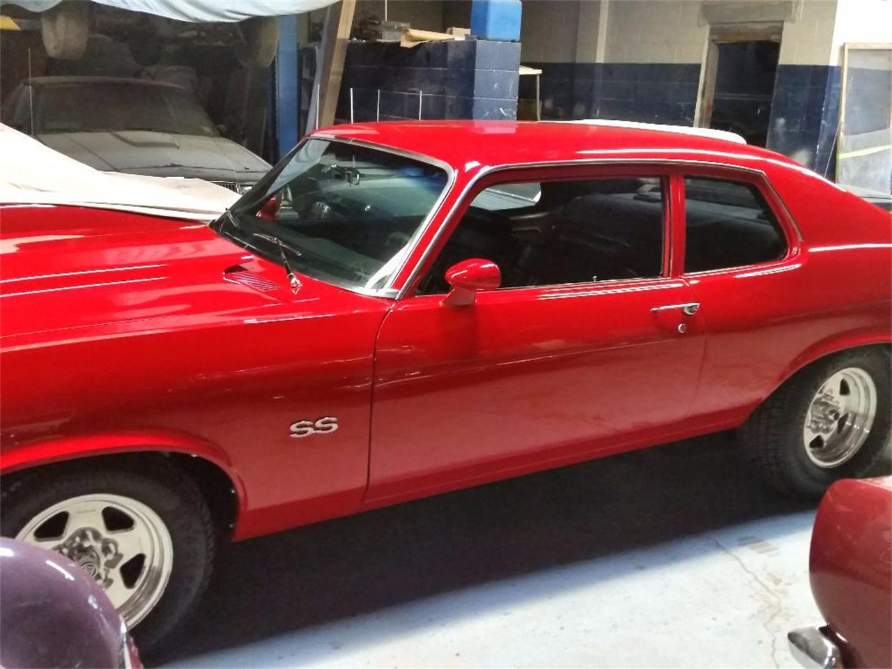 Large Picture of 1973 Nova - $33,999.00 Offered by Black Tie Classics - OCOA