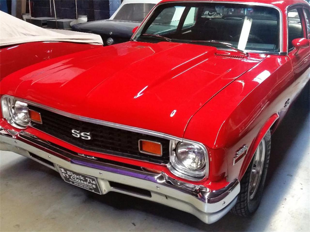 Large Picture of '73 Chevrolet Nova Offered by Black Tie Classics - OCOA