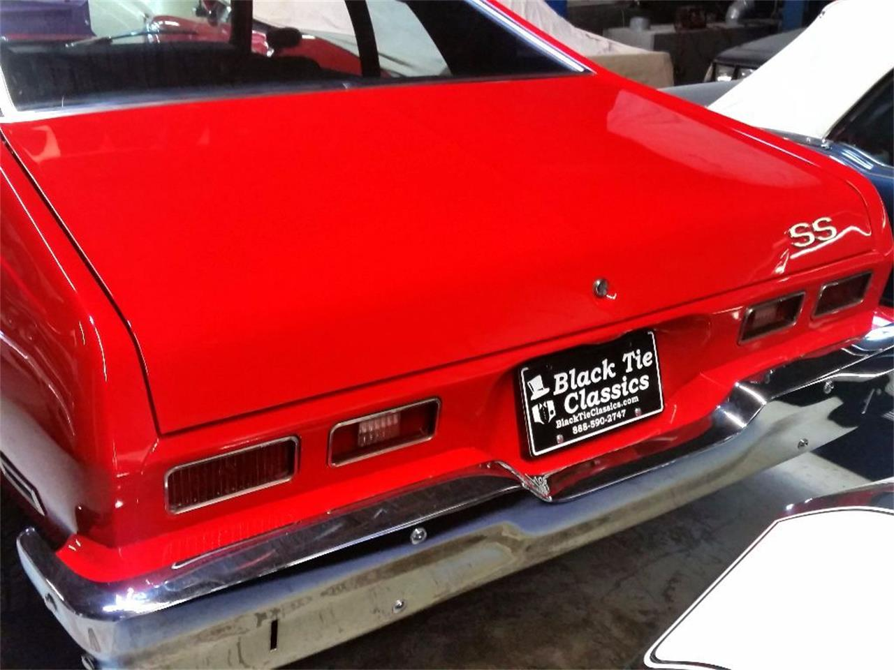 Large Picture of Classic '73 Chevrolet Nova - $33,999.00 Offered by Black Tie Classics - OCOA