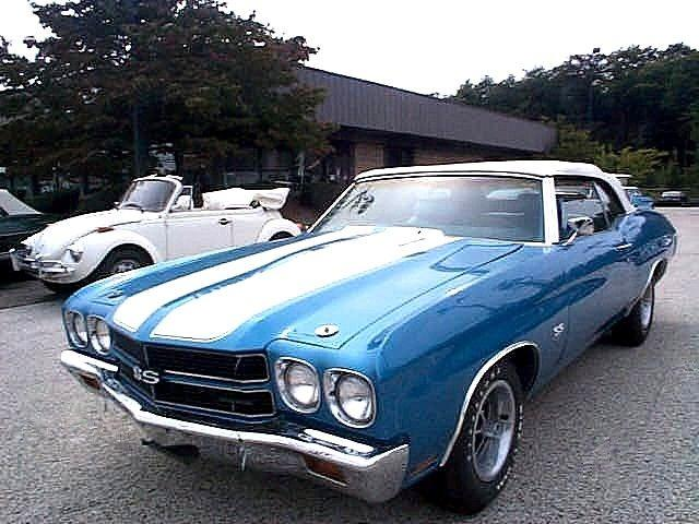 Picture of '70 Chevelle SS - OCOB