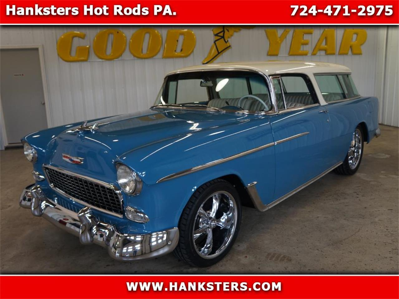 Picture of '55 Nomad - OCOD