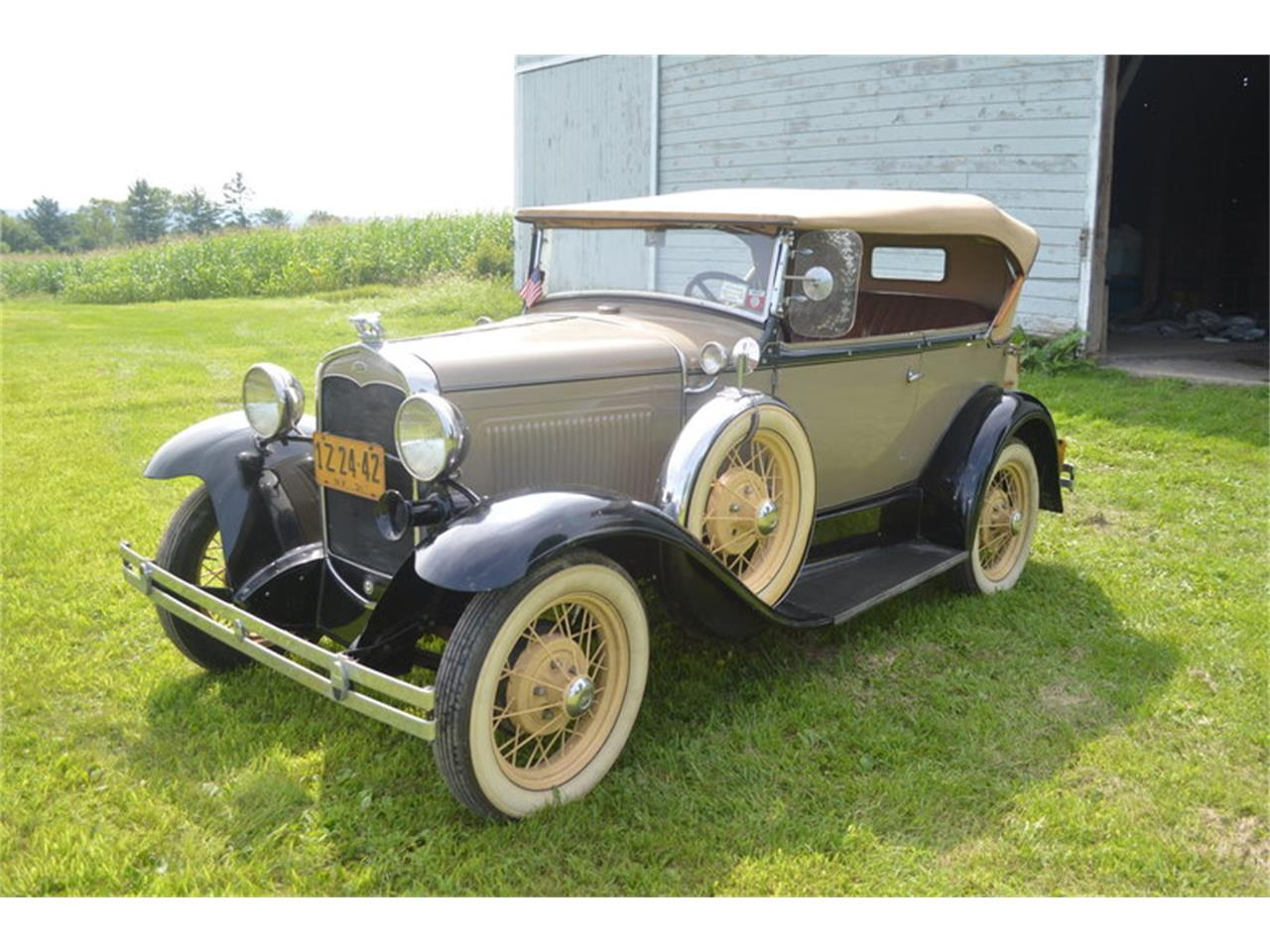 Picture of '31 Model A - OCOF