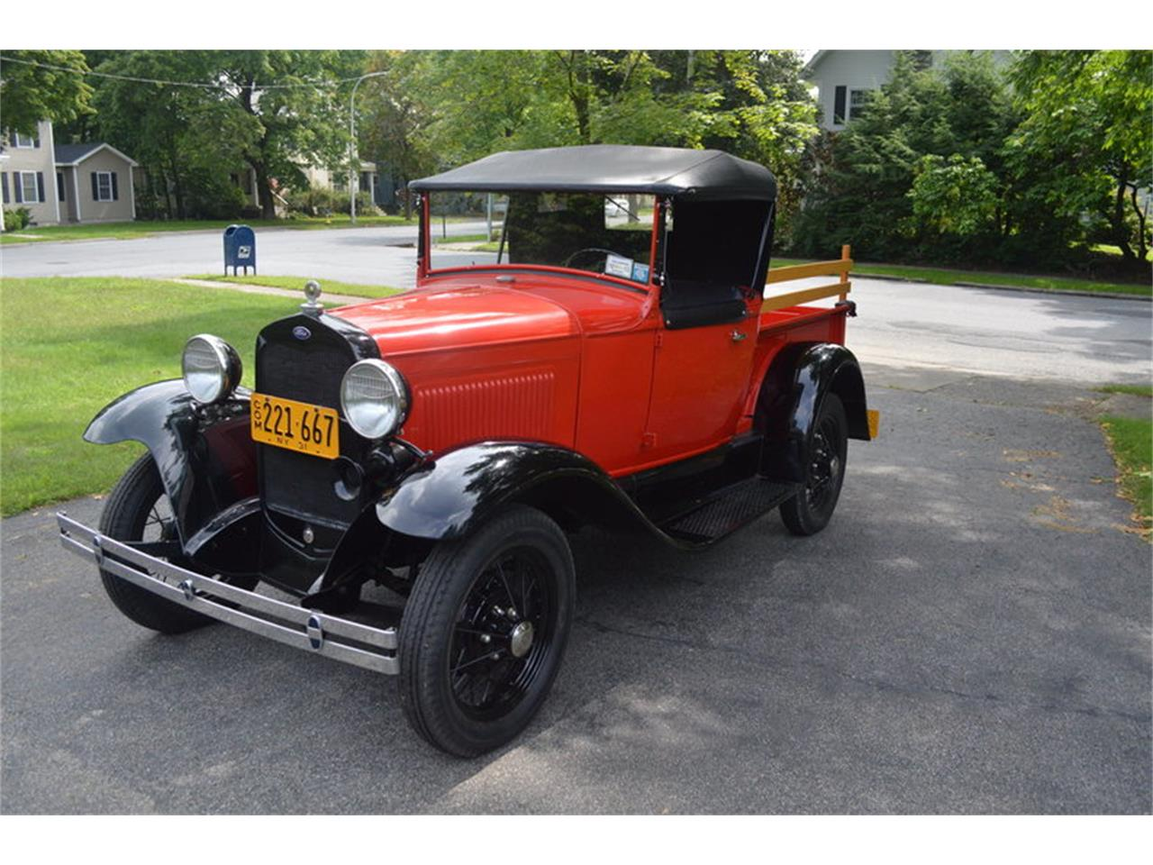 Picture of '31 Model A - OCOH