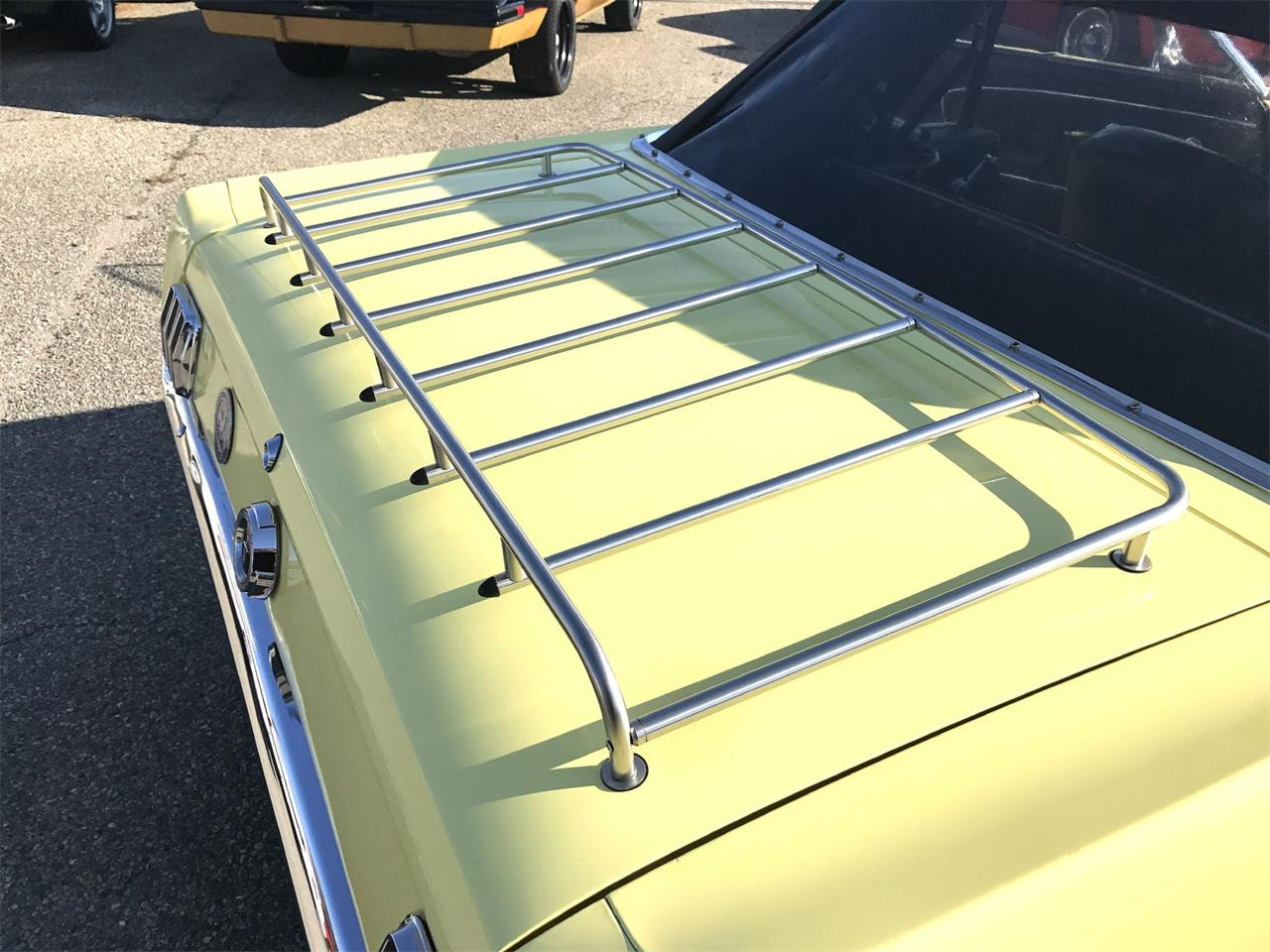 Large Picture of '65 Ford Mustang located in New Jersey Offered by Black Tie Classics - OCOJ