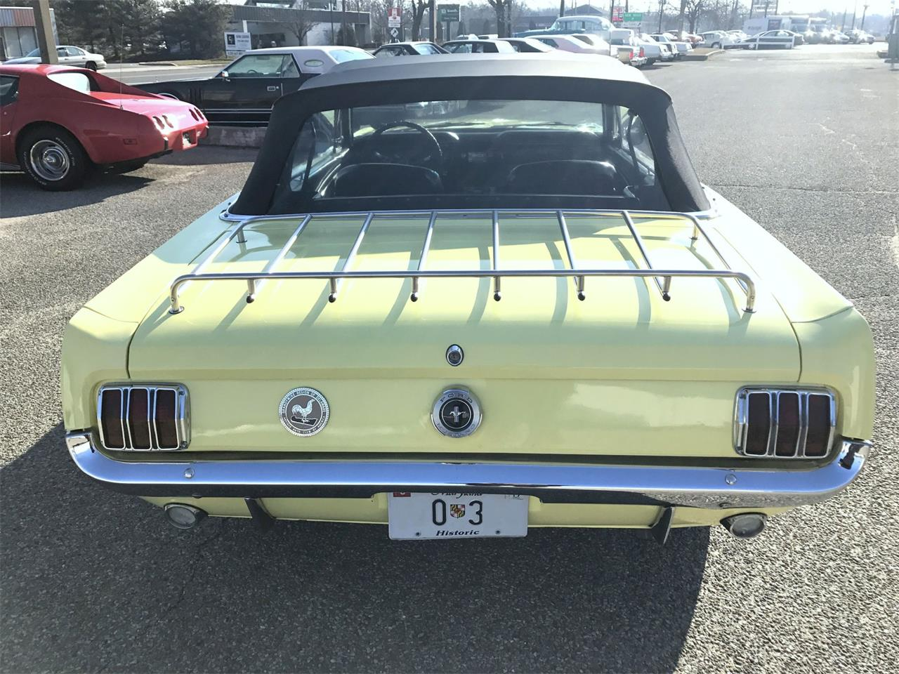 Large Picture of Classic '65 Mustang located in New Jersey - $38,990.00 Offered by Black Tie Classics - OCOJ