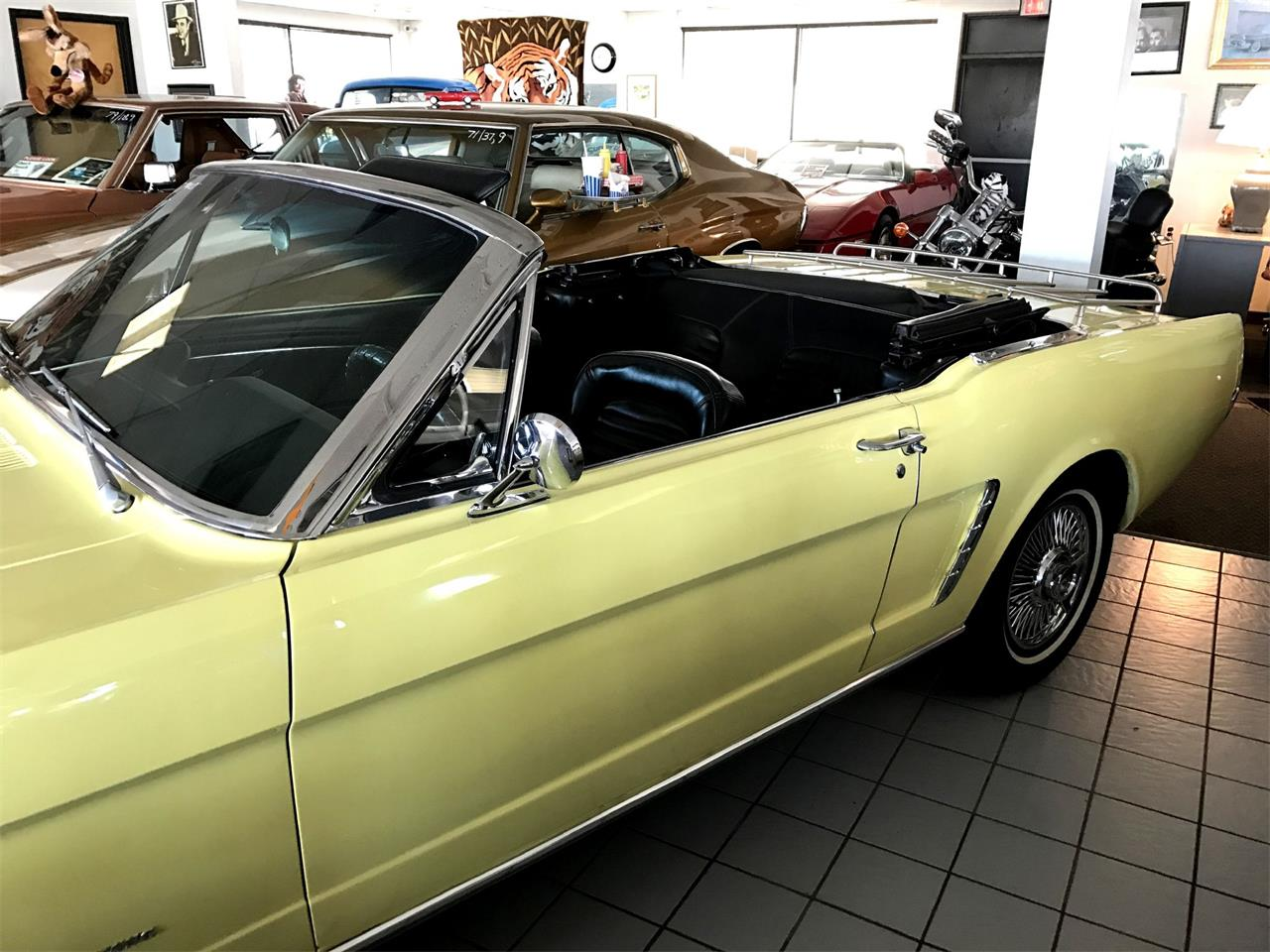 Large Picture of '65 Ford Mustang - $38,990.00 Offered by Black Tie Classics - OCOJ