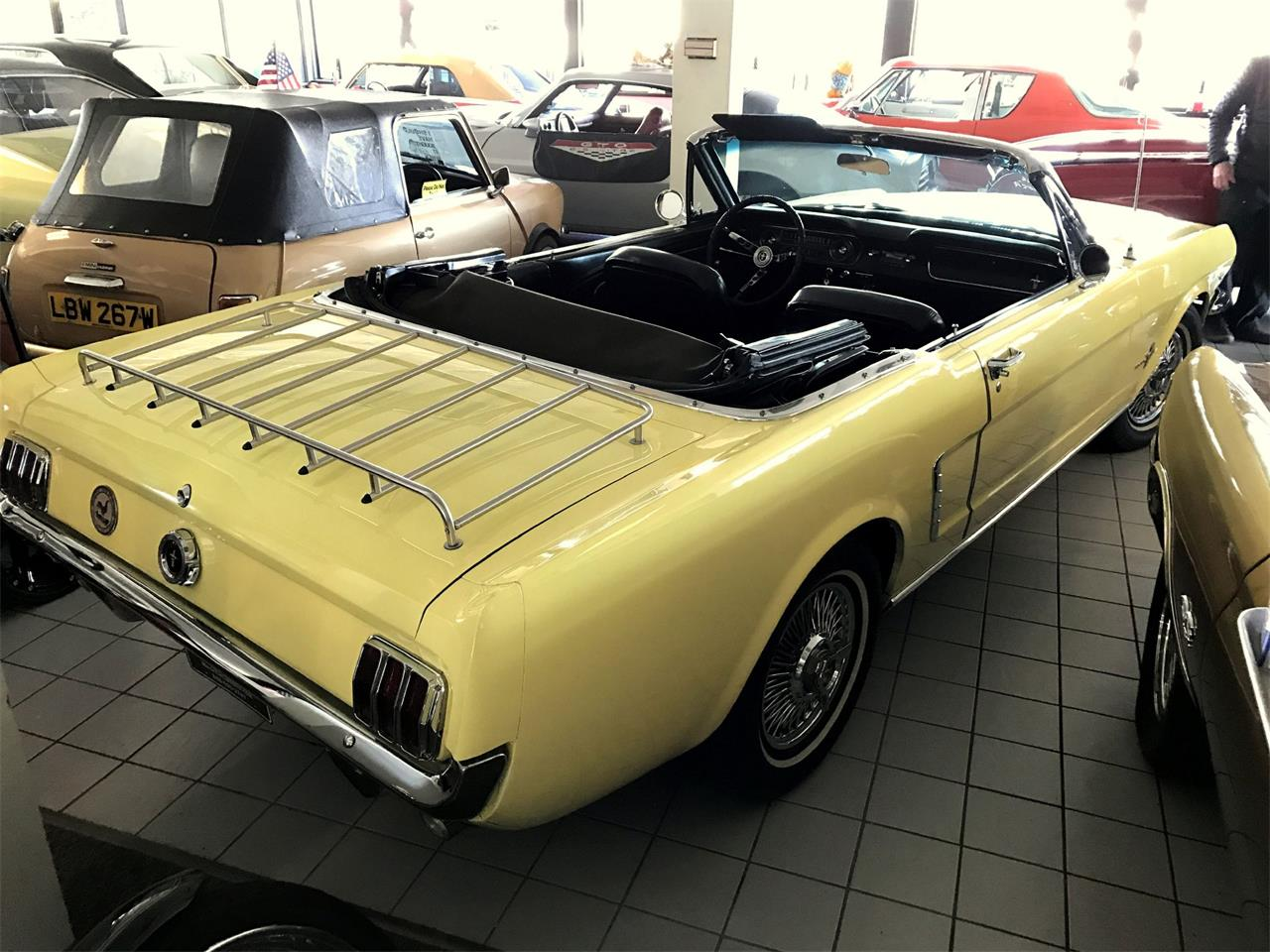 Large Picture of Classic 1965 Ford Mustang located in New Jersey Offered by Black Tie Classics - OCOJ