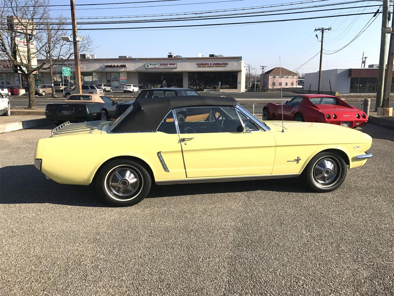Large Picture of Classic '65 Mustang located in New Jersey - $38,990.00 - OCOJ