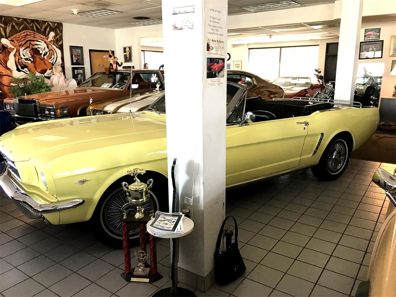 Large Picture of 1965 Mustang Offered by Black Tie Classics - OCOJ