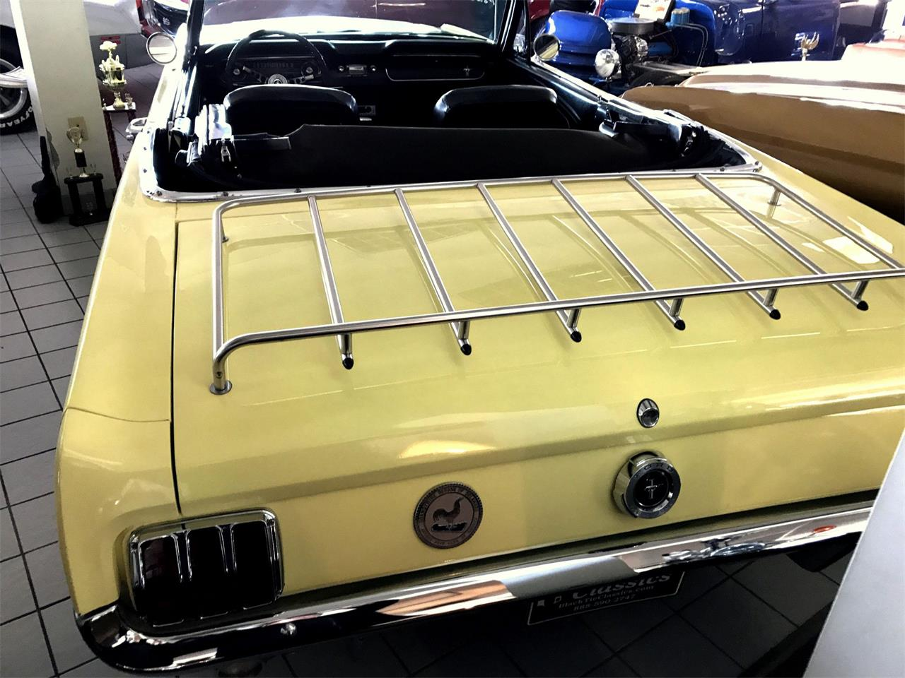 Large Picture of Classic '65 Ford Mustang located in New Jersey Offered by Black Tie Classics - OCOJ