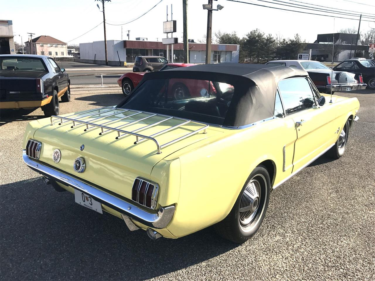 Large Picture of 1965 Mustang - OCOJ
