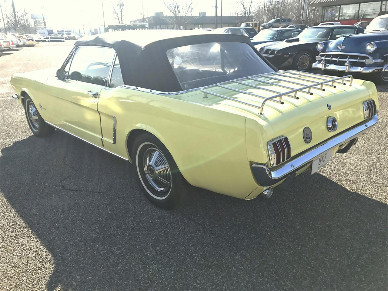Large Picture of Classic 1965 Mustang located in Stratford New Jersey - $38,990.00 - OCOJ