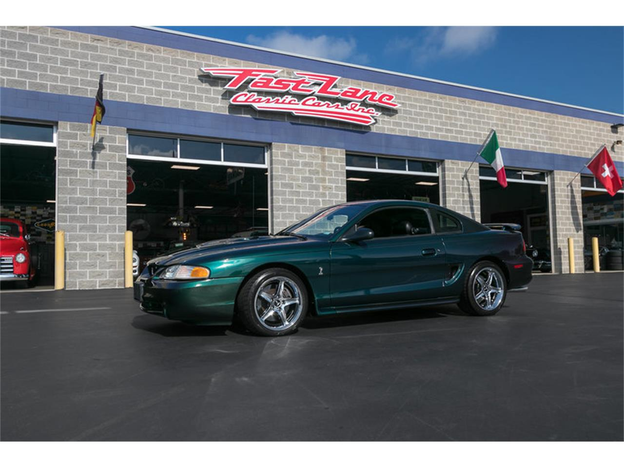 Picture of '96 Mustang SVT Cobra - OCP1