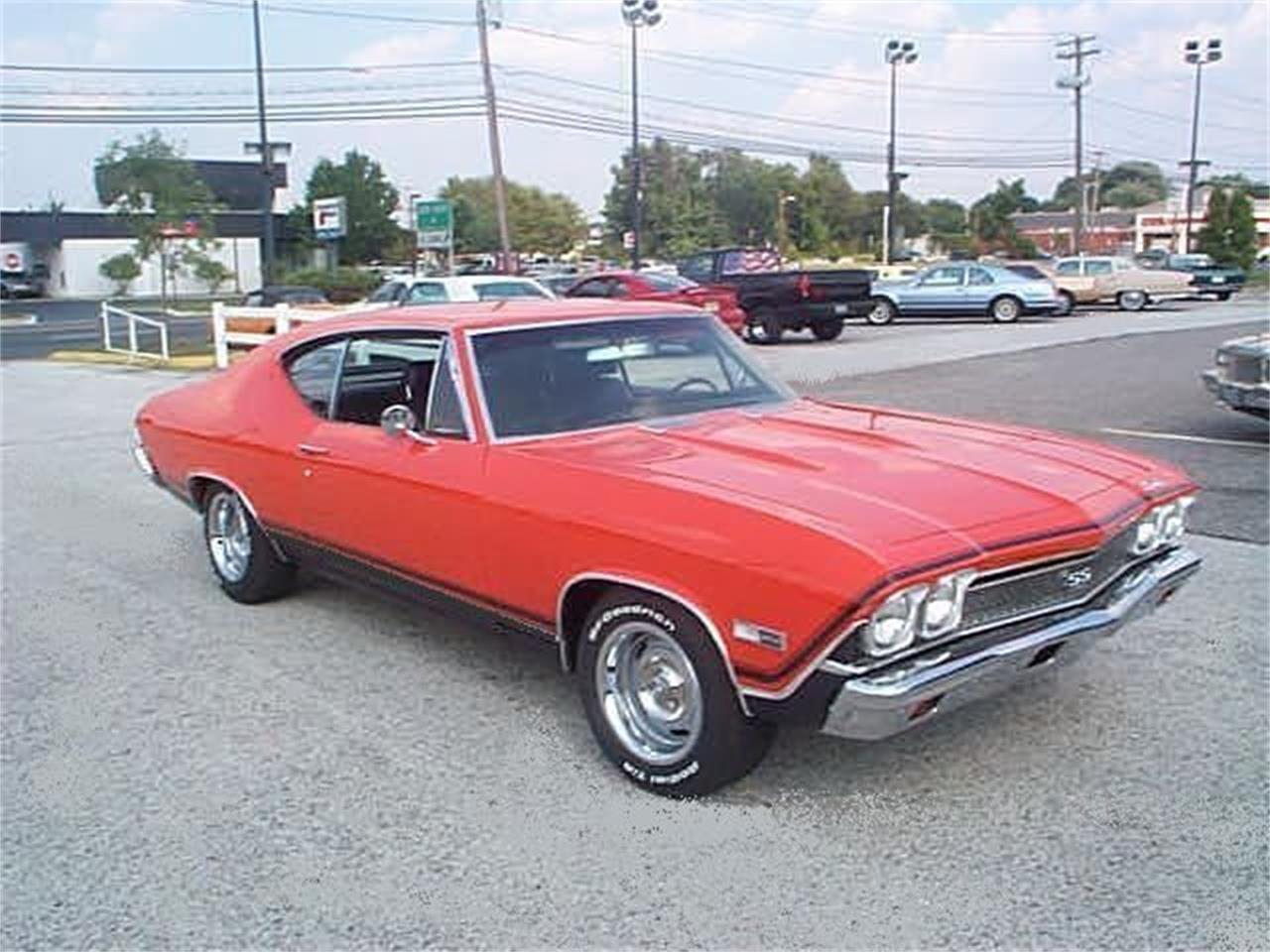 Large Picture of 1968 Chevrolet Chevelle SS - OCP2