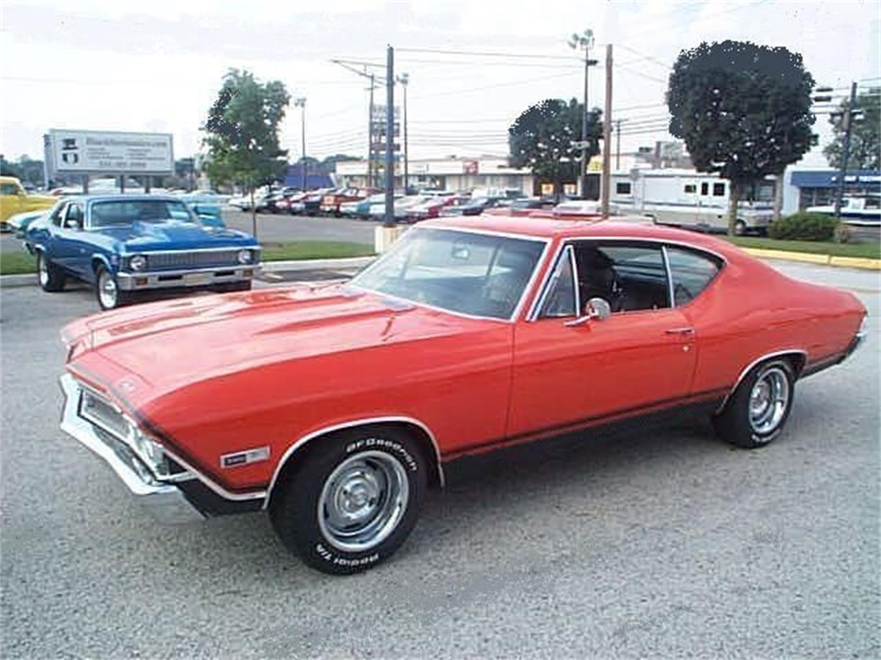 Large Picture of Classic 1968 Chevelle SS Offered by Black Tie Classics - OCP2