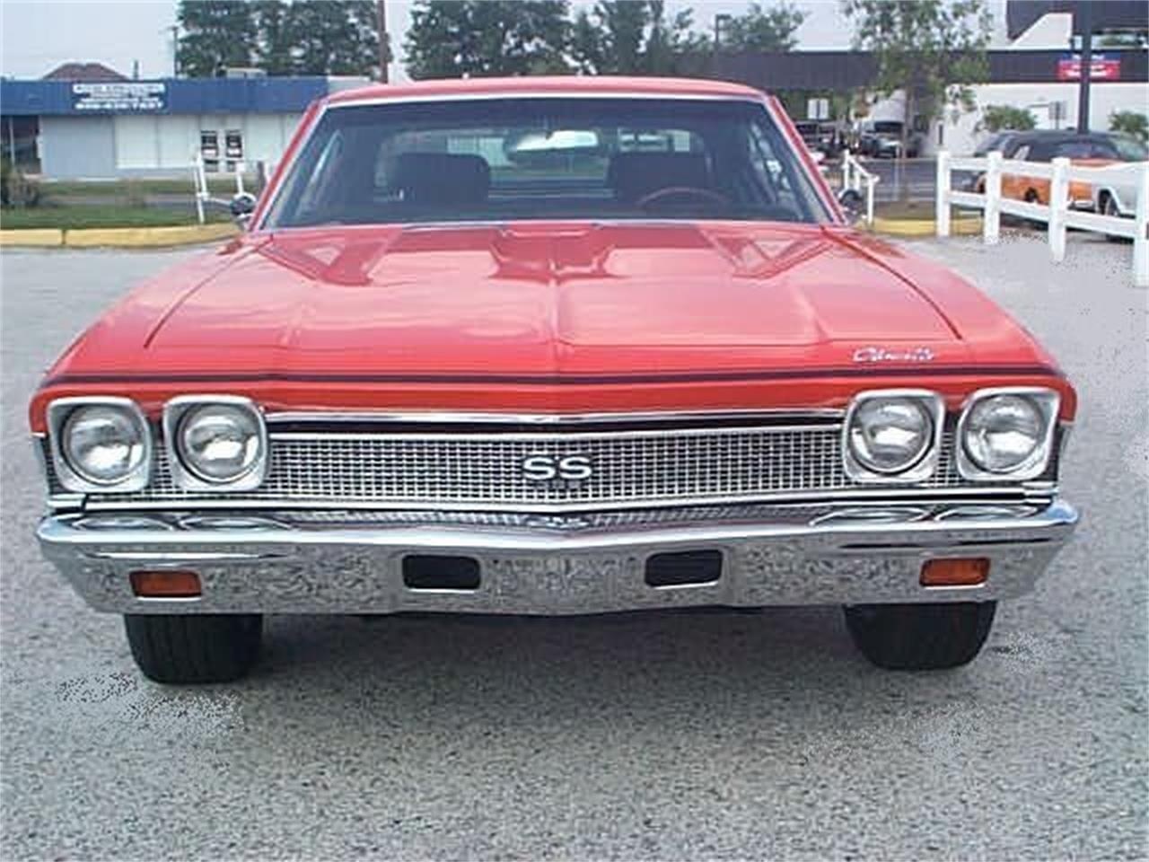 Large Picture of '68 Chevelle SS located in Stratford New Jersey - $37,990.00 Offered by Black Tie Classics - OCP2
