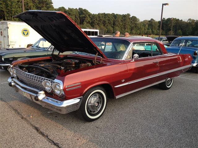 Picture of '63 Impala SS - OCPC