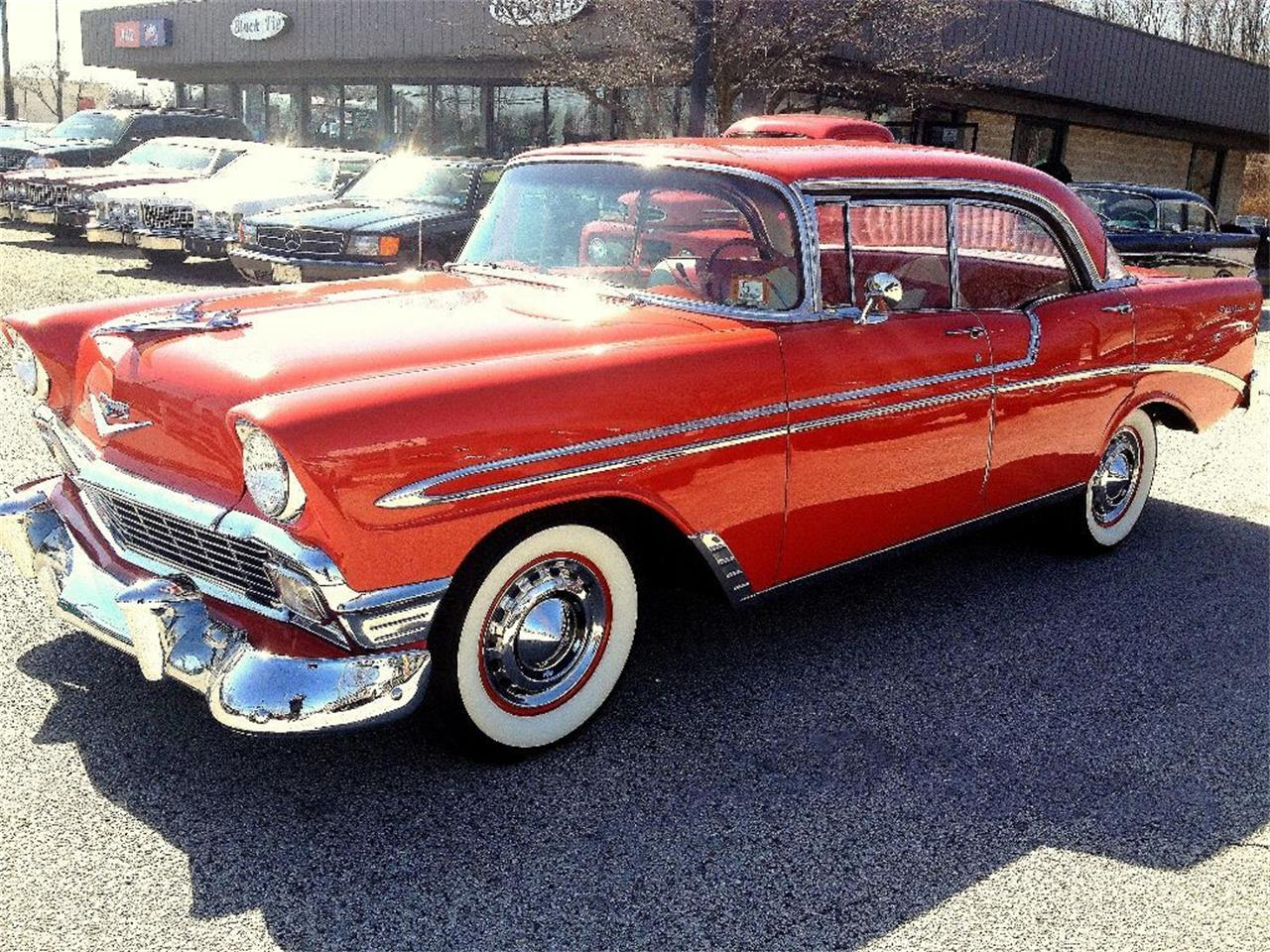 Large Picture of '56 Bel Air - OCPF