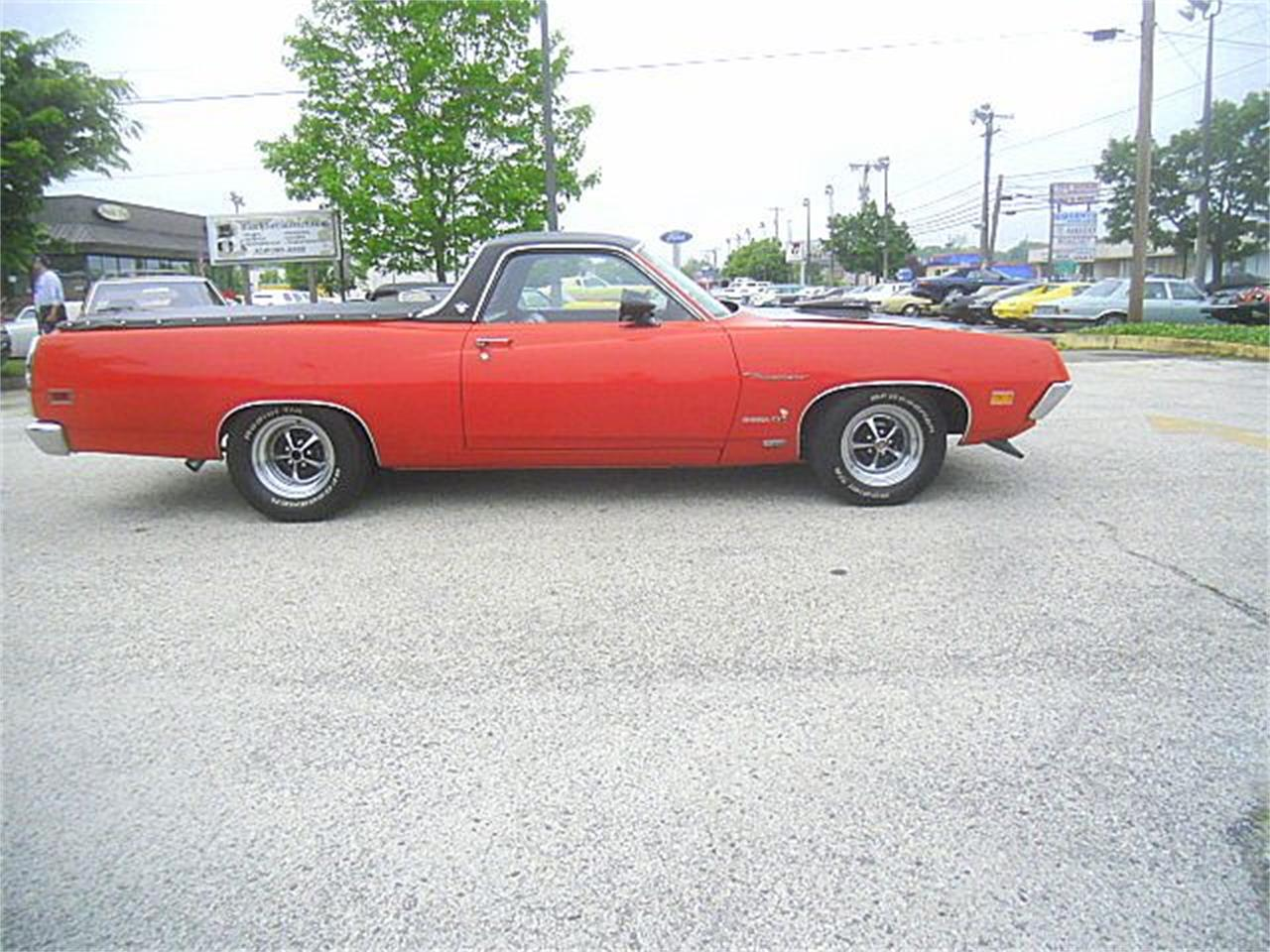 Large Picture of '71 Ford Ranchero GT - $28,900.00 Offered by Black Tie Classics - OCPL