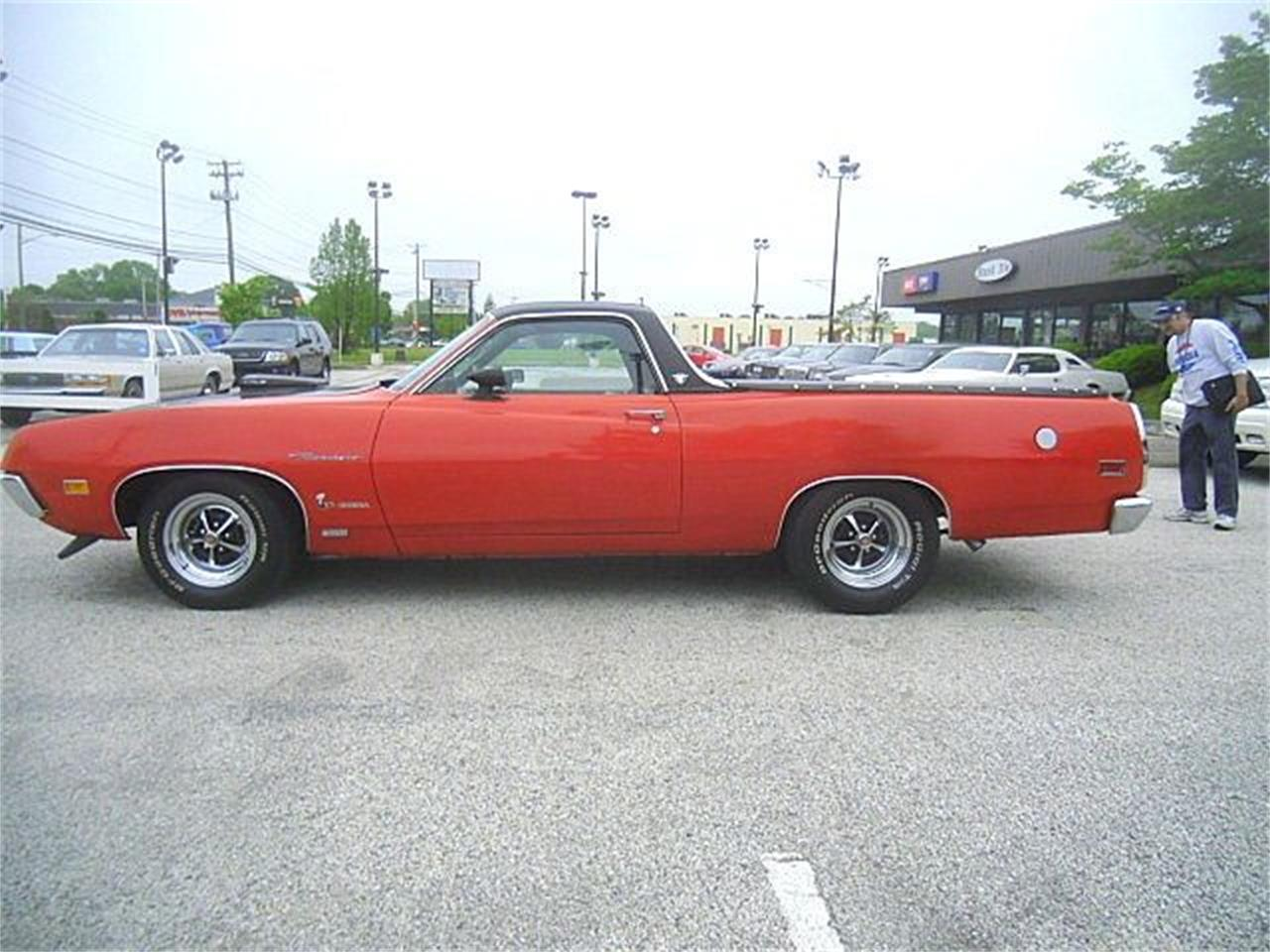 Large Picture of '71 Ranchero GT located in New Jersey - $28,900.00 Offered by Black Tie Classics - OCPL