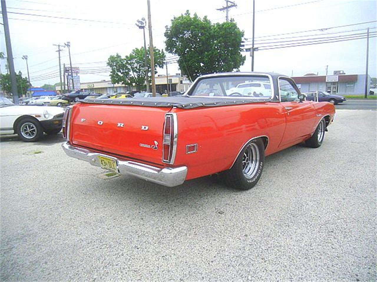 Large Picture of Classic '71 Ford Ranchero GT located in New Jersey - OCPL