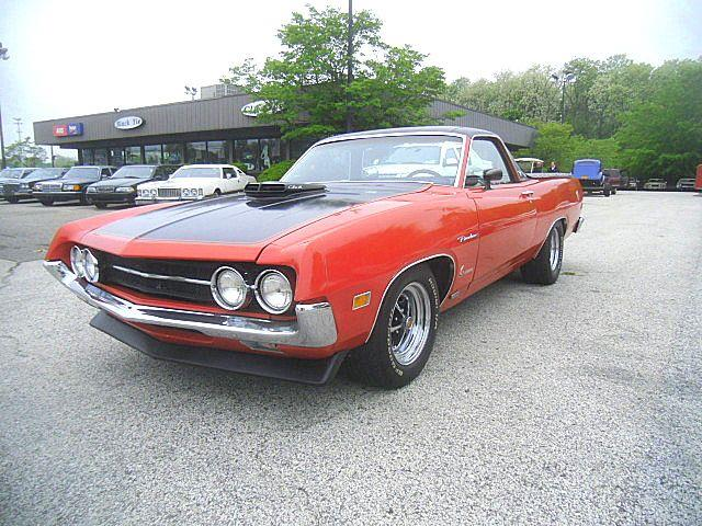Picture of '71 Ranchero GT - OCPL