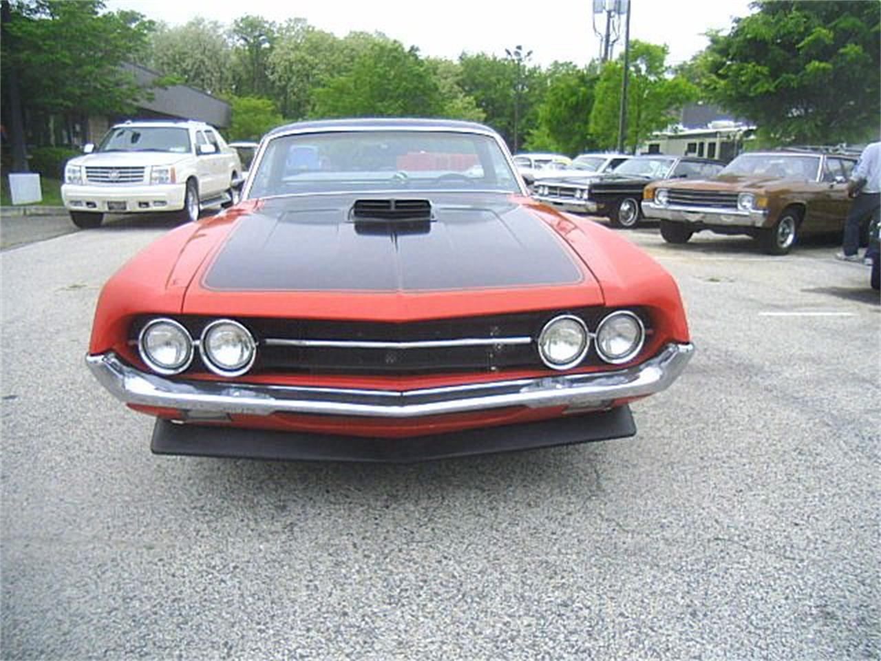 Large Picture of Classic 1971 Ford Ranchero GT Offered by Black Tie Classics - OCPL