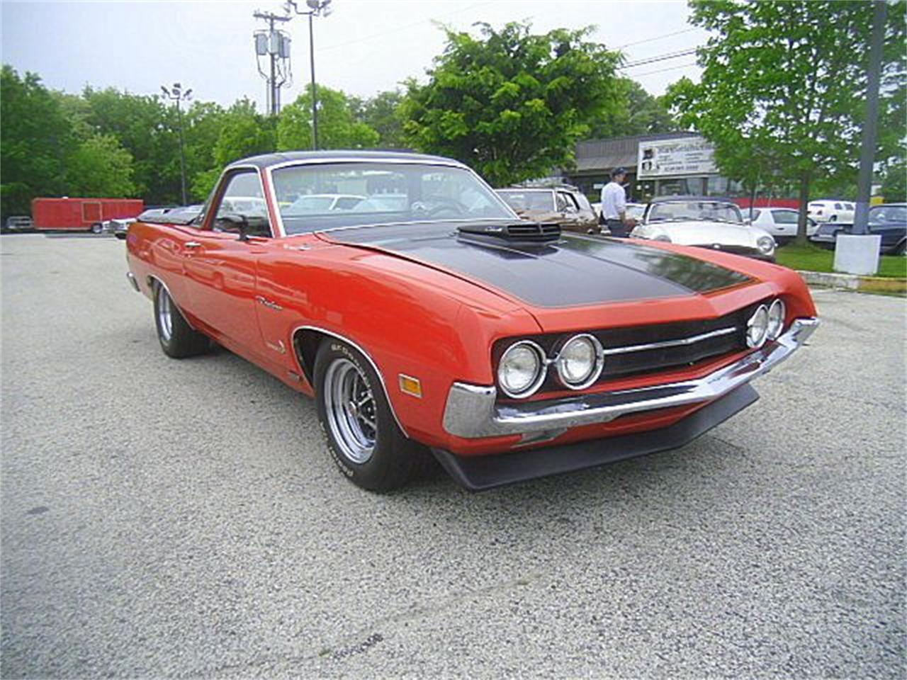Large Picture of 1971 Ranchero GT - $28,900.00 Offered by Black Tie Classics - OCPL
