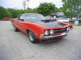 Picture of Classic 1971 Ford Ranchero GT located in New Jersey Offered by Black Tie Classics - OCPL