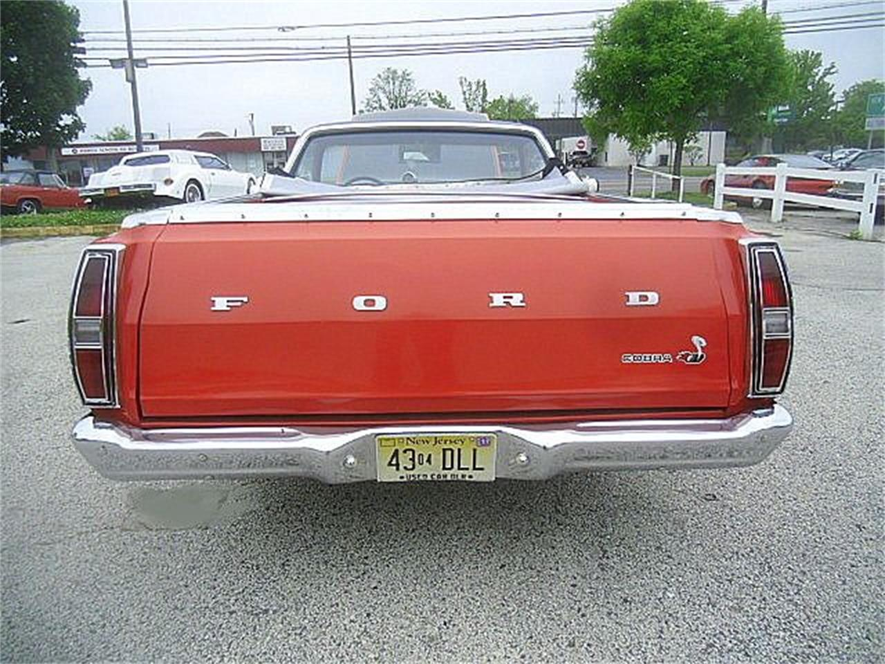 Large Picture of Classic 1971 Ford Ranchero GT located in Stratford New Jersey - OCPL