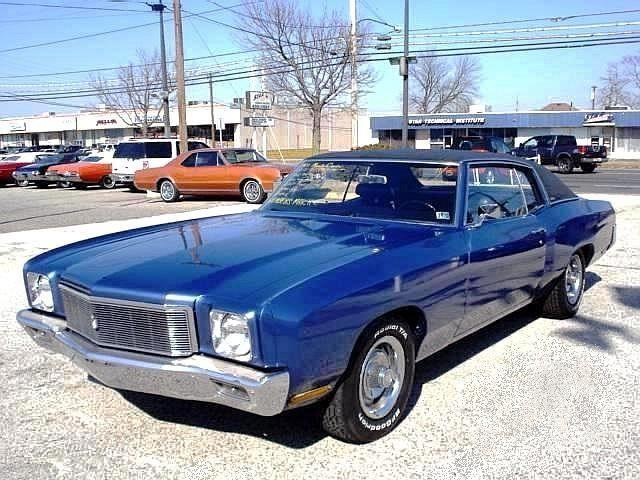 Picture of Classic 1971 Monte Carlo located in New Jersey Offered by  - OCPM