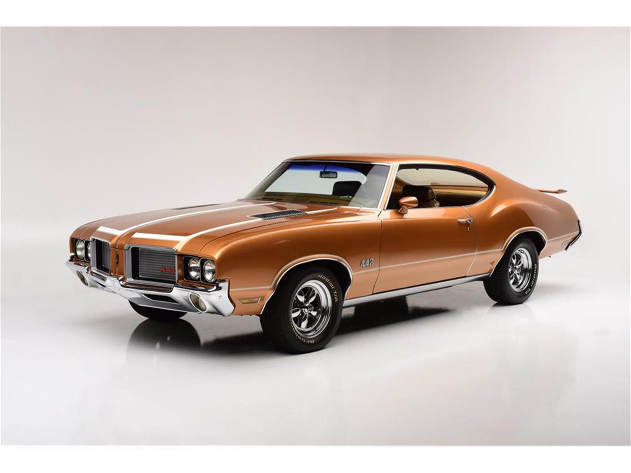 Picture of '72 Cutlass - OCQ8