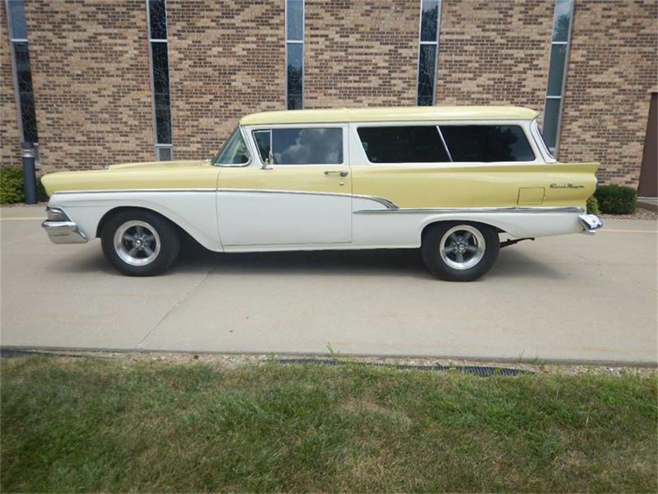 Picture of '58 Ranch Wagon - O8EB