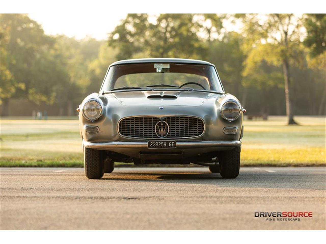 Large Picture of '62 Maserati 3500 - $278,500.00 Offered by Driversource - OCR7
