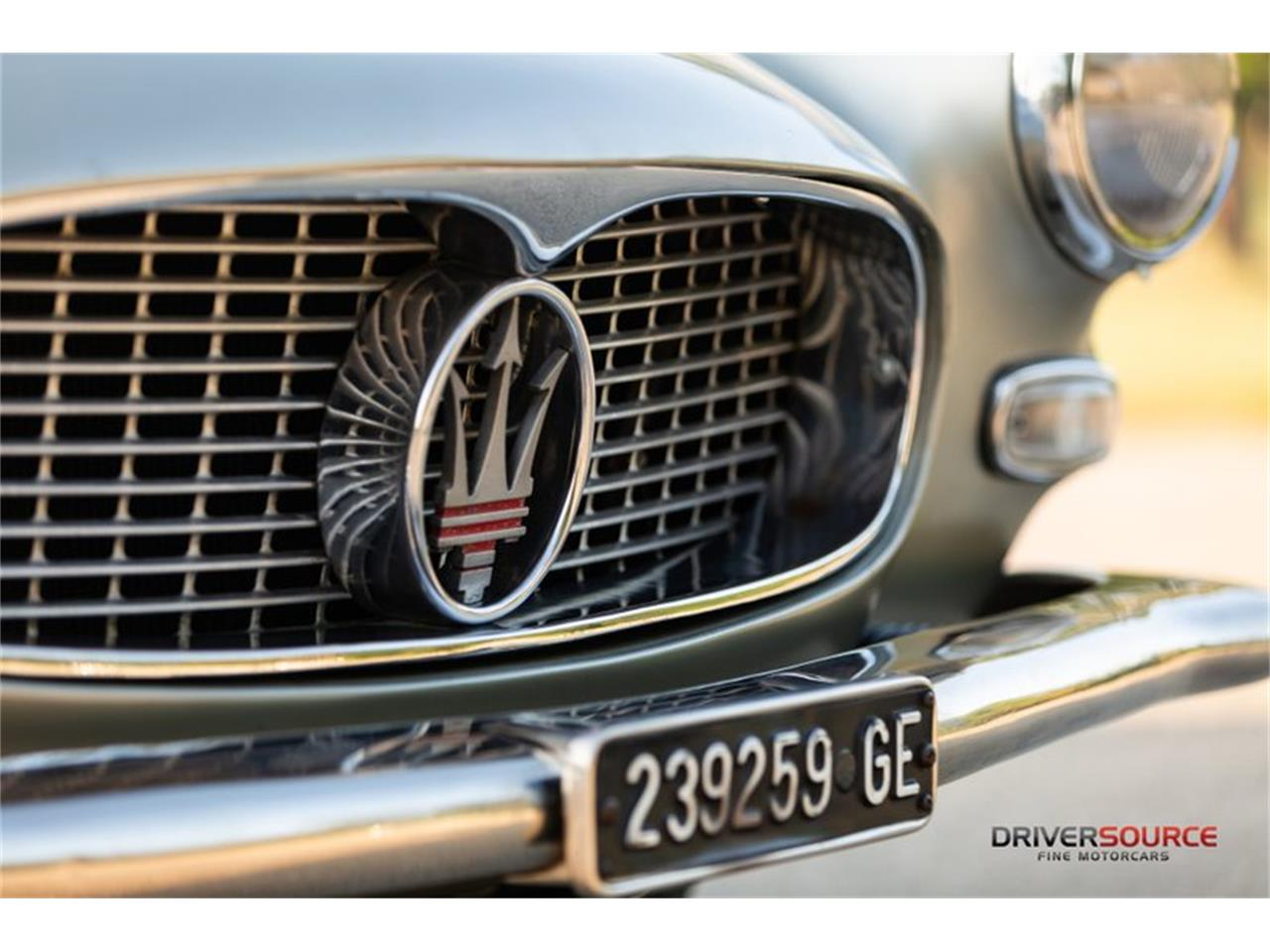 Large Picture of Classic '62 Maserati 3500 - $278,500.00 - OCR7