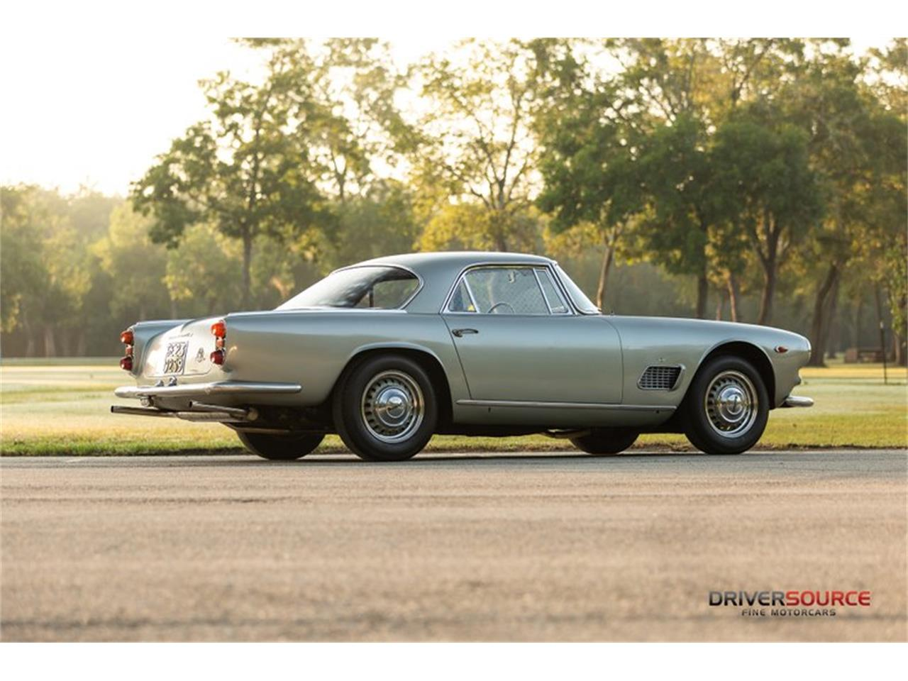 Large Picture of '62 Maserati 3500 located in Houston Texas Offered by Driversource - OCR7