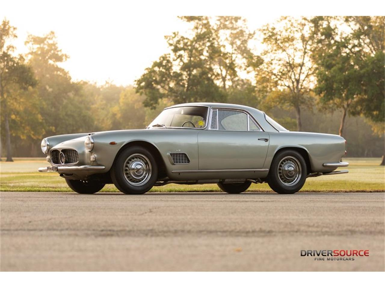 Large Picture of 1962 Maserati 3500 located in Houston Texas Offered by Driversource - OCR7