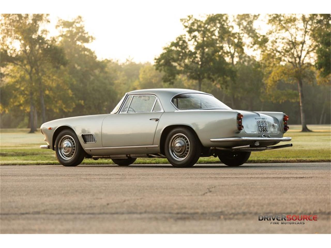 Large Picture of Classic '62 Maserati 3500 located in Texas - $278,500.00 - OCR7