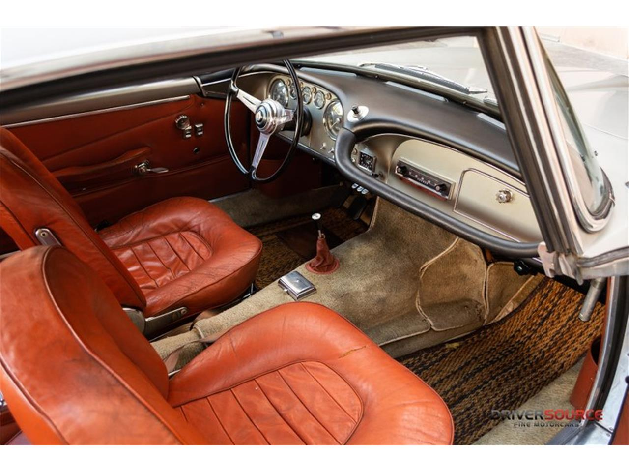 Large Picture of Classic '62 Maserati 3500 located in Texas - OCR7